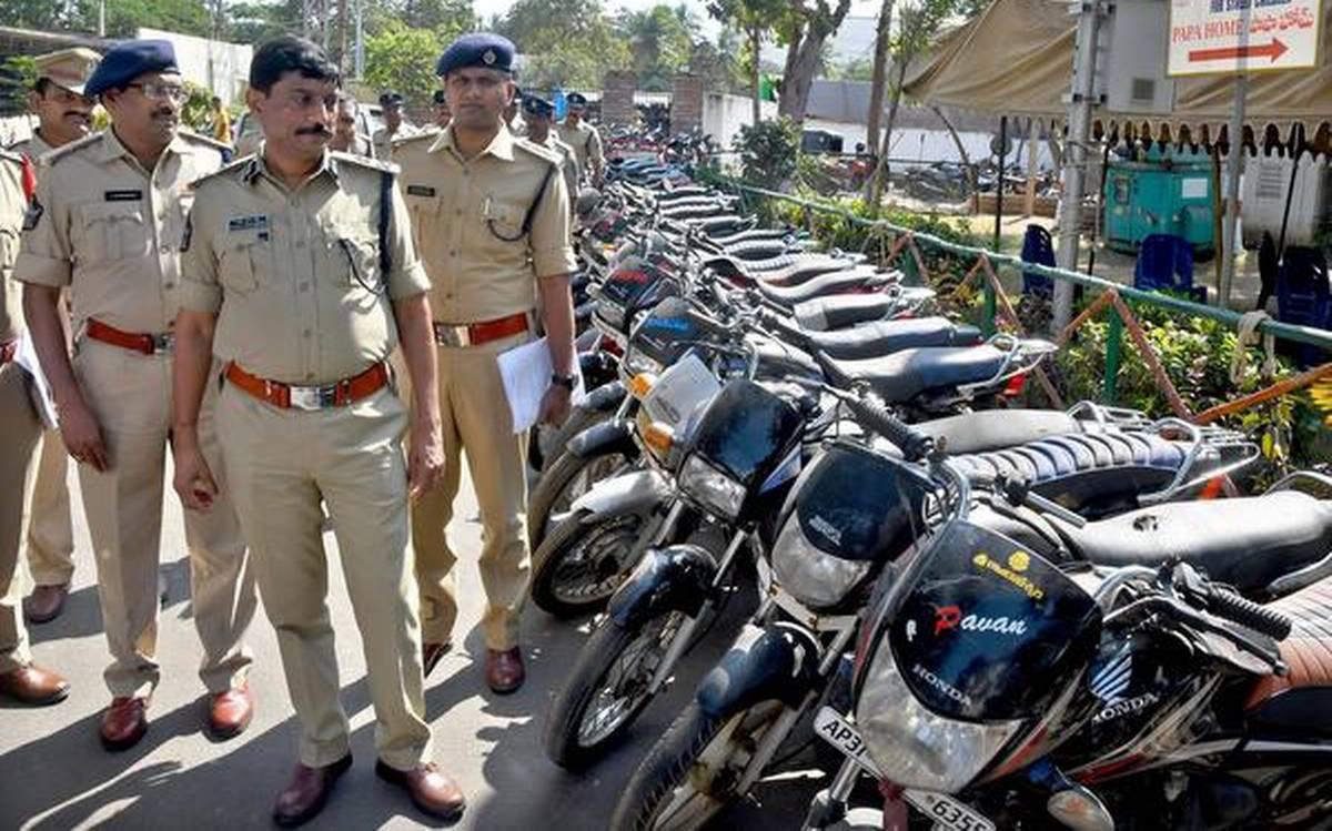 Kerala police new