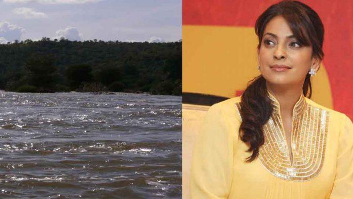 juhi-love-kaveri-river