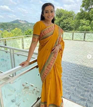 Meera Vasudev Actress