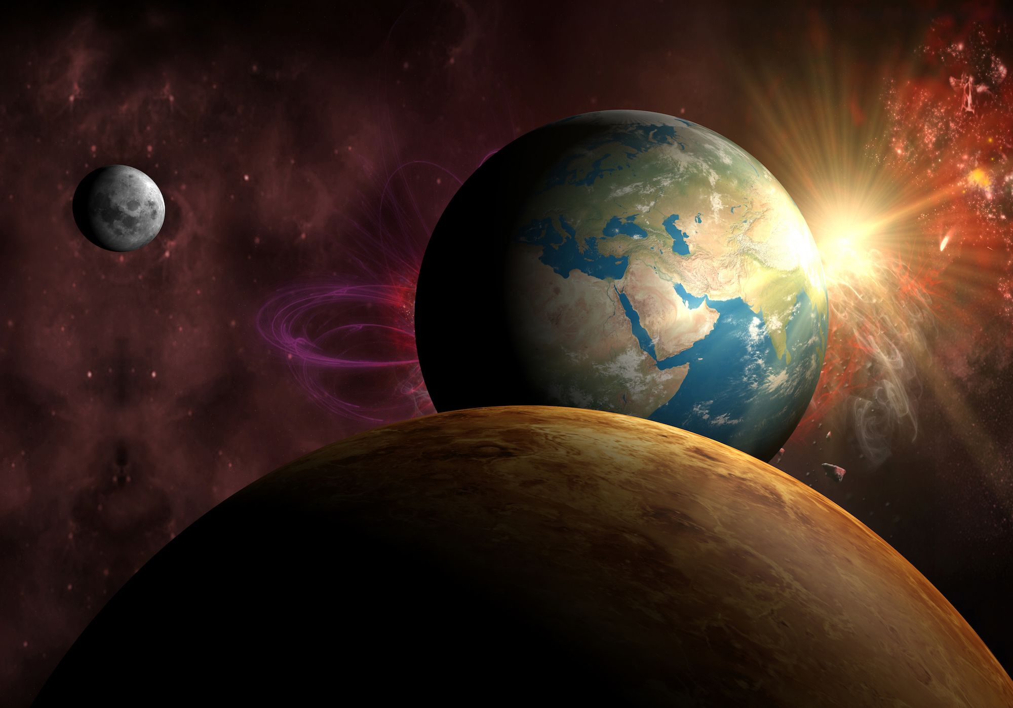 Venus-and-Mars