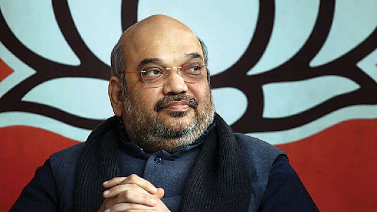 Amith Shah