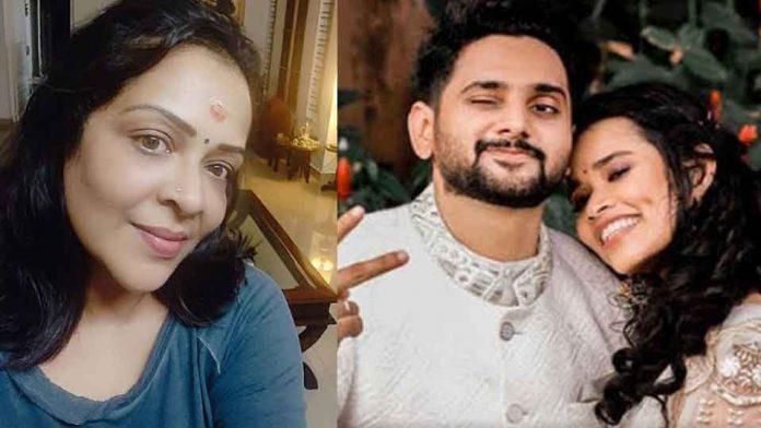 Devi-Ajith-Family