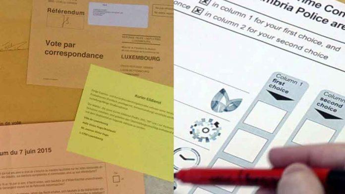 Postel-Vote