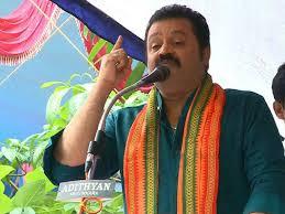Suresh Gopi Mp